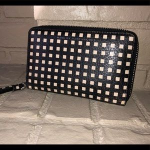 Marc Jacobs wristlet with smartphone holder